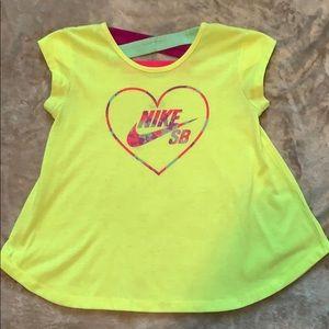 Nike Cross Back T-Shirt